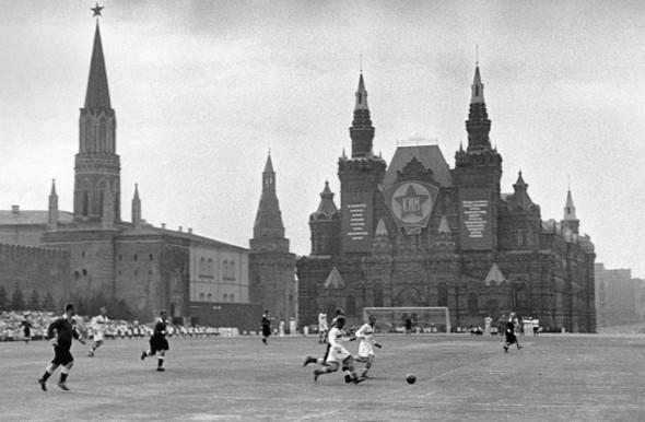 утбол на Красной площади. Изображение № 97.