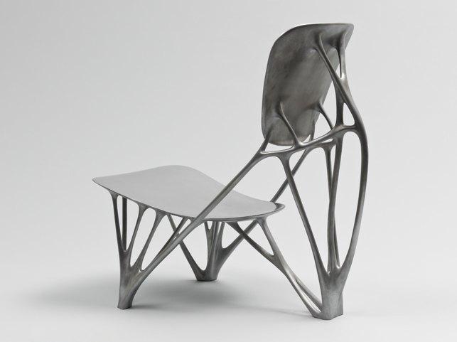 Bone Chair, Йорис Лаарман, 2006 год. Изображение № 1.