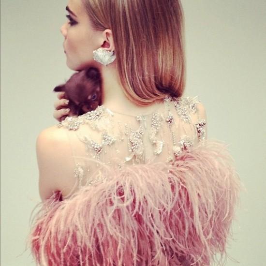 Съёмки: Playing Fashion, Schon, Vogue и другие. Изображение № 8.