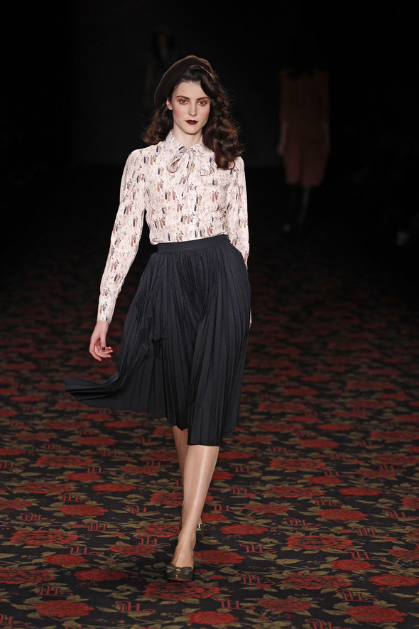 Berlin Fashion Week A/W 2012: Lena Hoschek. Изображение № 42.
