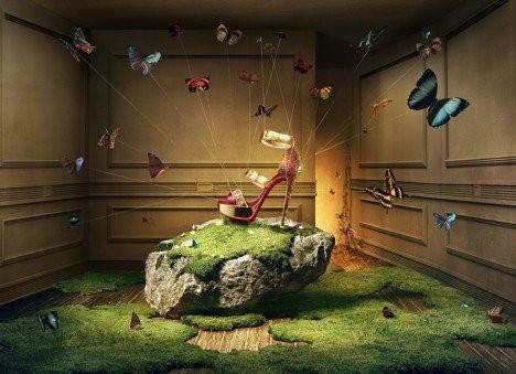 Сказки от Christian Louboutin. Изображение № 2.