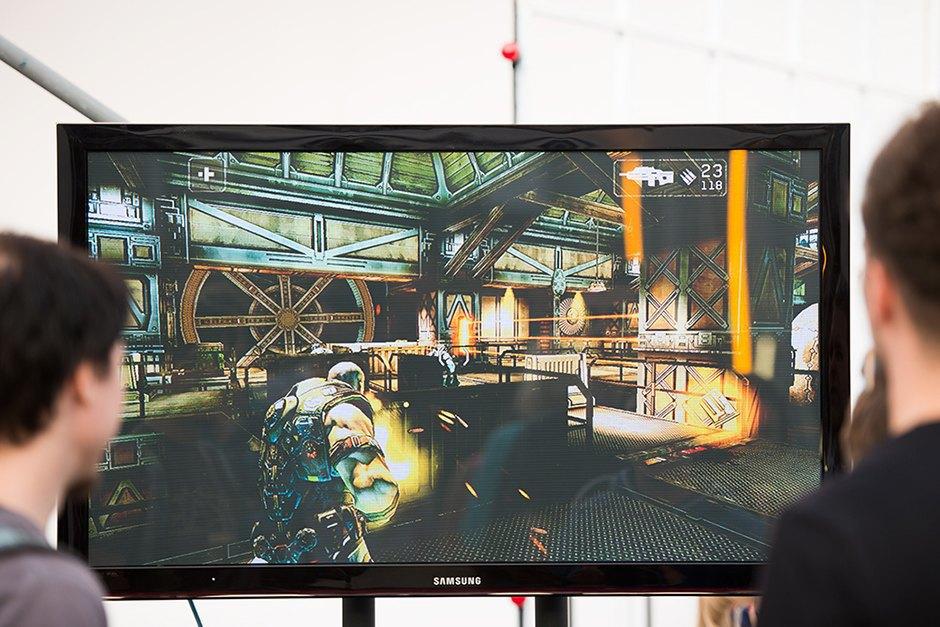 Экспериментальный день видеоигровой выставки Strelkraft. Изображение № 6.