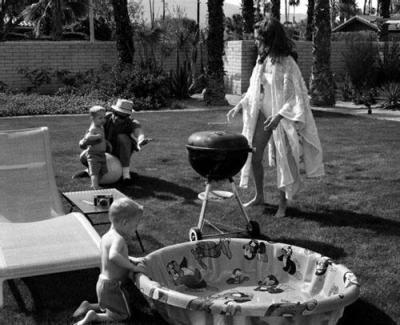 Фотоссесия Бреда Питта иАнджолины Джоли (2005) дляW. Изображение № 5.