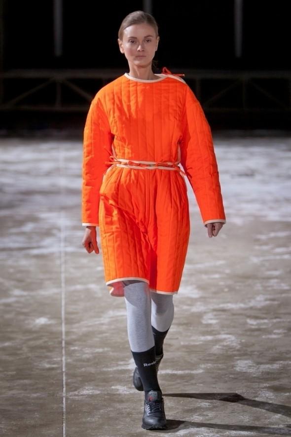 Изображение 1. Ксения Стом. Востребованные русские модели FW 2011/12.. Изображение № 1.