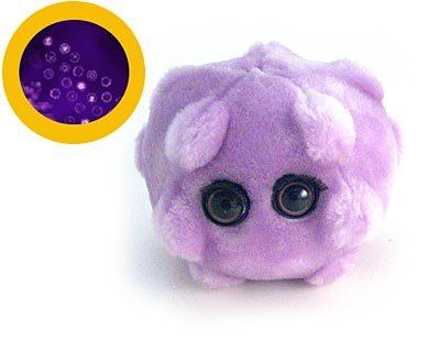 Плюшевые микробы. Изображение № 19.