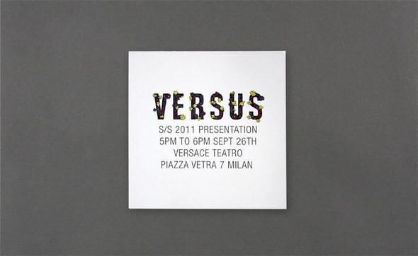 Изображение 9. Womenswear collections S/S 2011: show invitations.. Изображение № 9.
