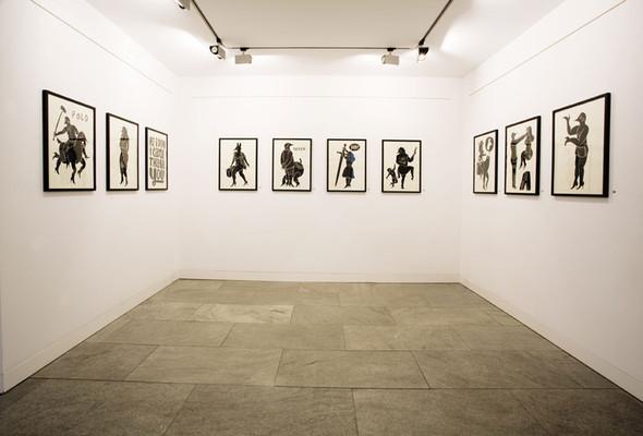 Parra вPool Gallery (Берлин). Изображение № 33.