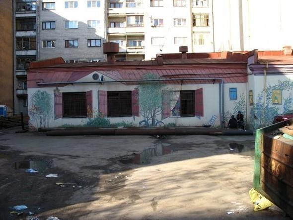 Граффити Петербурга. Изображение № 4.