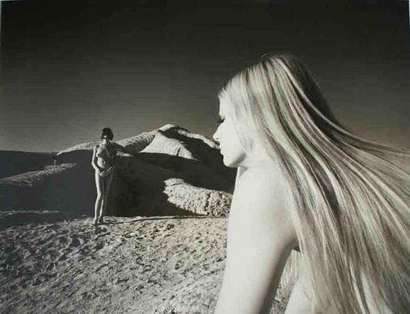 Части тела: Обнаженные женщины на фотографиях 70х-80х годов. Изображение № 59.