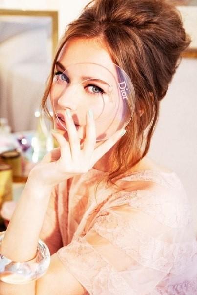 Кампания: Моника Ягачак для Dior Cruise 2012. Изображение № 5.