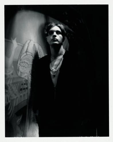 Съёмка: Майкл Питт в объективе Эди Слимана для Another Man. Изображение № 3.