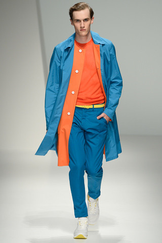 Неделя мужской моды в Милане: День 2. Изображение № 20.