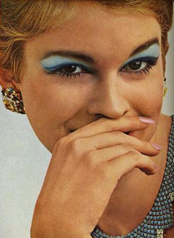 Изображение 16. Мода 60х: макияж.. Изображение № 16.