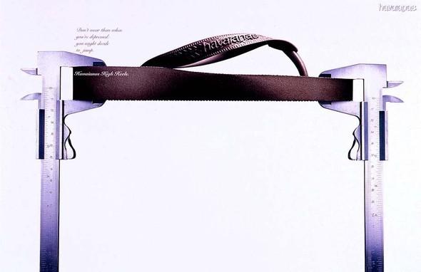 Havaianas: Wonderbra для ног. Изображение № 14.