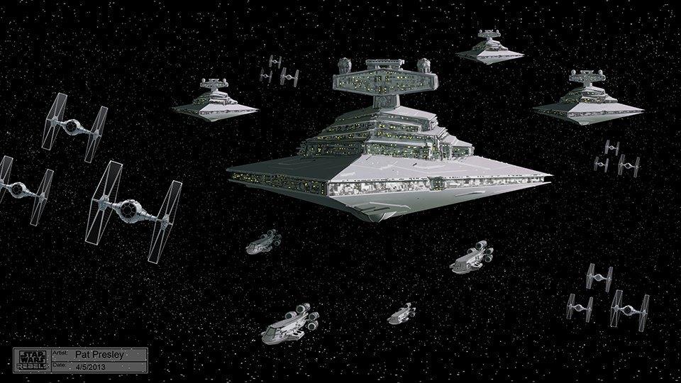 Продюсер анимационных «Звёздных войн» о работе мечты. Изображение № 5.