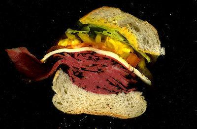 Scanwiches. Аты сканируешь свой сэндвич?. Изображение № 2.