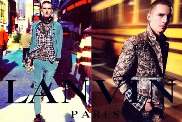 Изображение 2. Превью мужских рекламных кампаний: Prada, Dior и другие.. Изображение № 2.