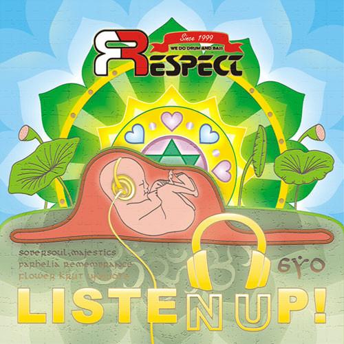 Позитивные вибрации drum&bass музыки: Listen Up! 6YO. Изображение № 1.