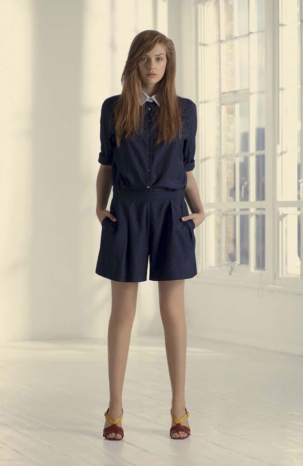 Лукбук: Paul Smith Black Label SS 2012. Изображение № 2.