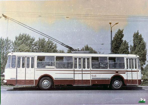 Первые троллейбусы. Изображение № 35.