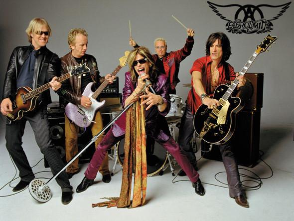 Aerosmith безСтивена Тайлера. Изображение № 1.