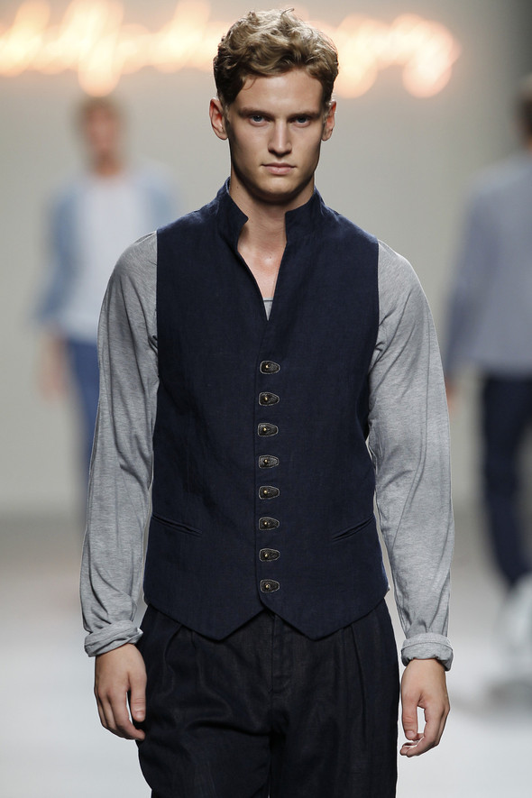 Madrid Fashion Week SS 2012: Adolfo Dominguez. Изображение № 14.