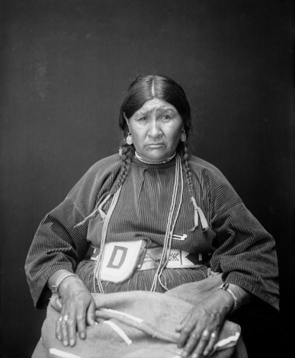Американские индейцы. Изображение № 19.