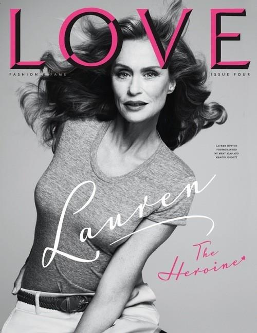 8 обложек четвёртого номера LOVE Magazine. Изображение № 4.