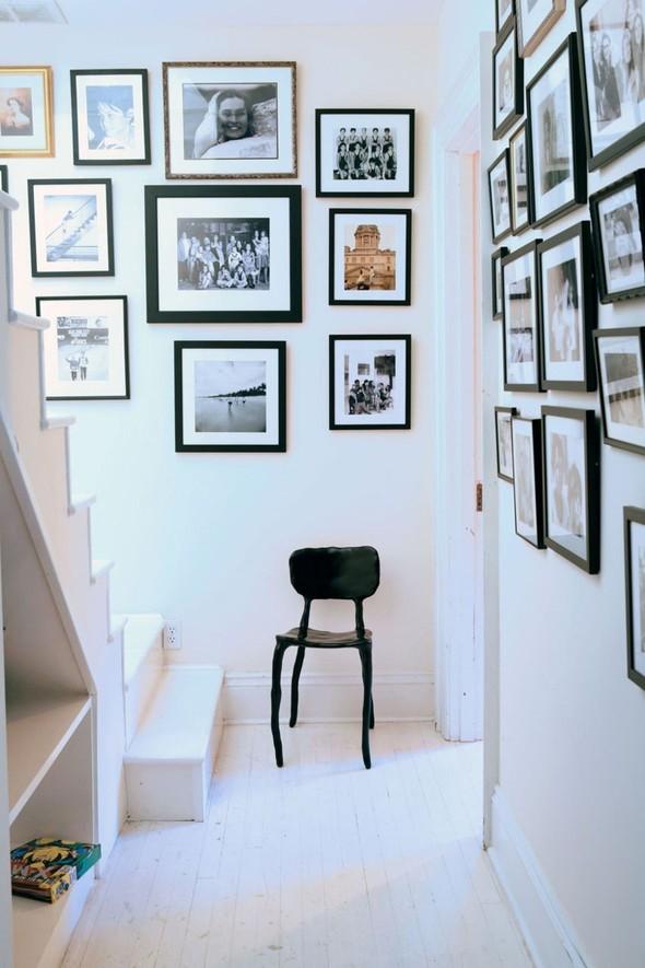Black&white - 33 красивейших интерьера черно-белой гаммы. Изображение № 29.