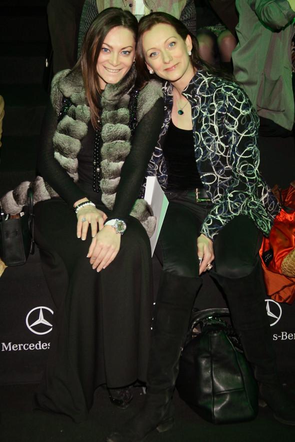 Mercedes-Benz Fashion Week Russia. День третий. Изображение № 3.