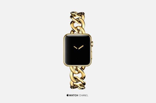 Концепт дня: Apple Watch в стиле модных брендов. Изображение № 3.