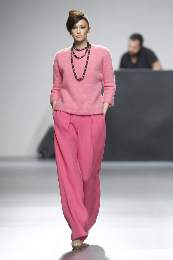 Madrid Fashion Week A/W 2012: Juana Martin. Изображение № 1.