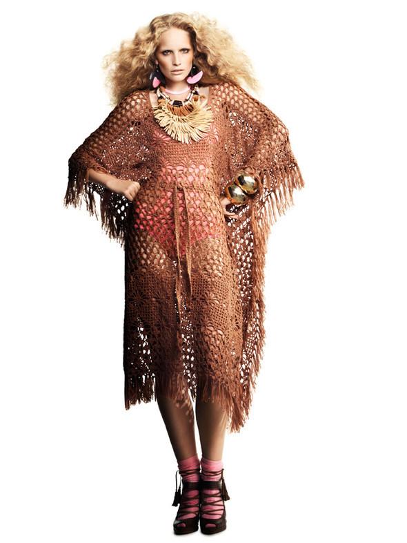 H&M Lookbook Spring 2010. Изображение № 26.