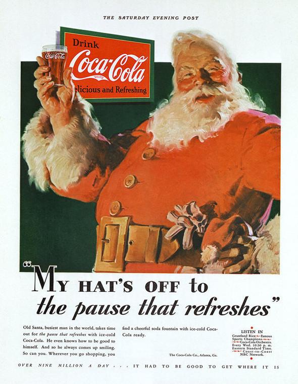 Coca Cola. Изображение № 1.