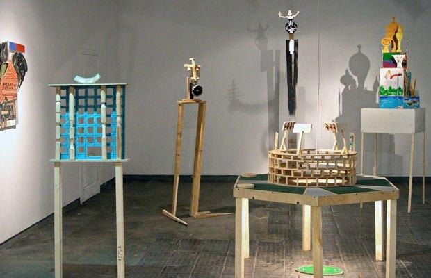 Художники фестиваля ФОРМА называют выставки мечты . Изображение № 8.