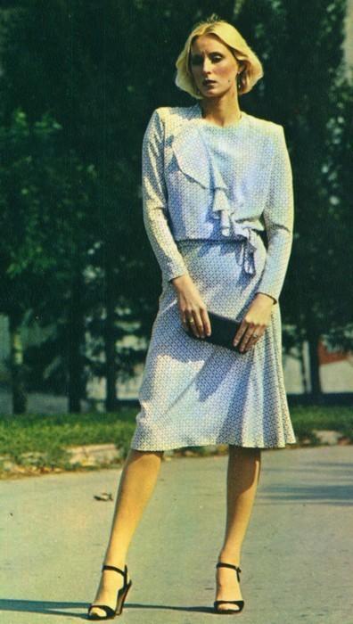 Советская мода: комбинаторность, футуризм и фирма. Изображение № 9.