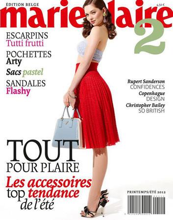 40 обложек с вещами из коллекции Prada SS 2012. Изображение № 2.