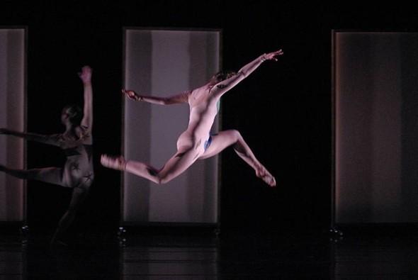 Танцевальные структуры Pilobolus. Изображение № 17.