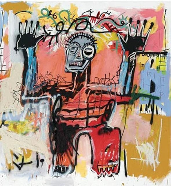 Жан-Мишель Баския - The Radiant Child. Изображение № 2.