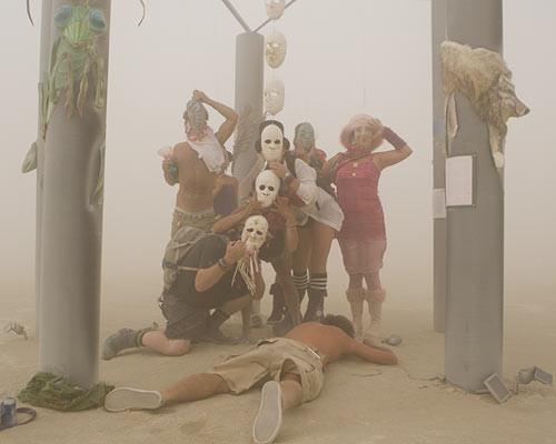 Burning man– art-проект мирового масштаба. Изображение № 7.