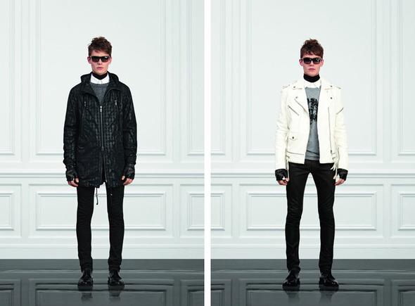 Новые мужские лукбуки Louis Vuitton, Marc Jacobs и Fred Perry. Изображение № 41.