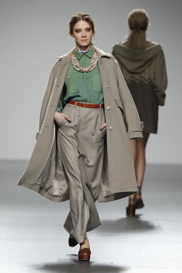 Madrid Fashion Week A/W 2012: El Colmillo de Morsa. Изображение № 10.