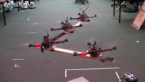 Квадракоптеры, конец курьеров и киборги-киллеры. Изображение № 2.