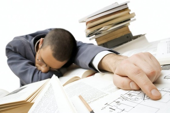Хроническое недосыпание. Изображение № 1.