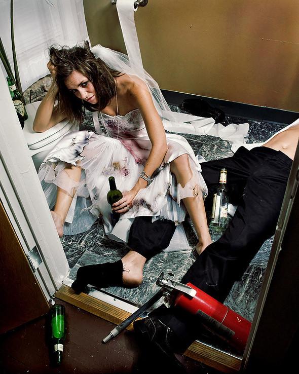 Trash the Dress: смерть свадебному платью!. Изображение № 4.