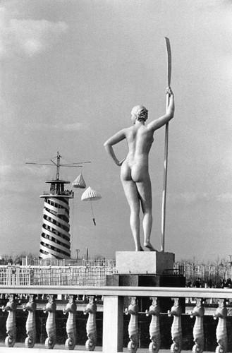 Девушка с веслом. Изображение № 98.
