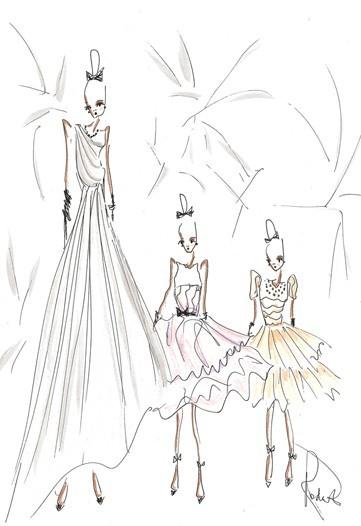Дизайн одежды дляМишель Обамы. Изображение № 19.