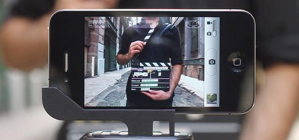 Новый аксессуар для iPhone 4 превращающий телефон в профессиональную камеру!. Изображение № 5.