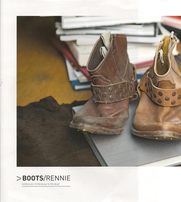 Lookbook Golden Goose women's FW2011-2012. Изображение № 19.