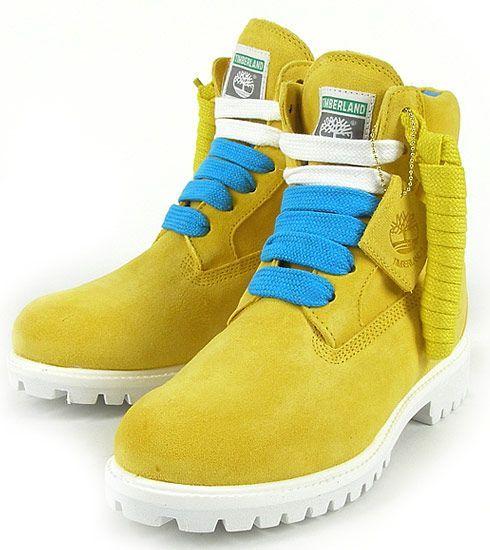 Легендарные ботинки Timberland. Изображение № 14.